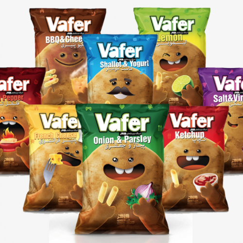 Chips Package Design Melbourne| Creative Lads