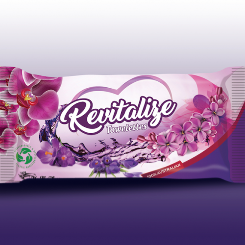 Revitalise Package Design | Creative Lads