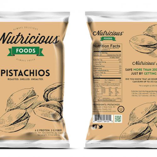 Pistachios Package Design Sydney | Creative Lads