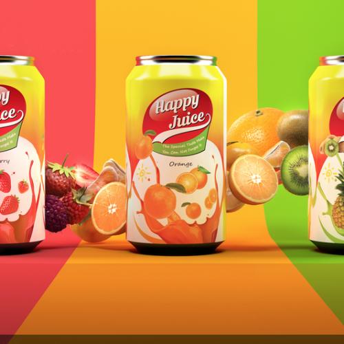 Juice Package Design Melbourne| Creative Lads
